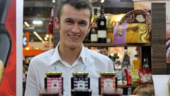"""Start-up de la firul ierbii: """"Dulceata lu' Razvan"""", pe axa Idicel Padure - Paris - Londra"""