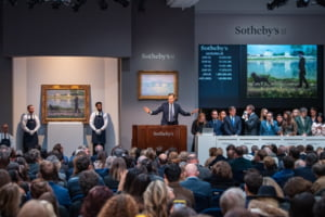 Statul New York da in judecata casa de licitatii Sotheby's pentru frauda fiscala de milioane de dolari