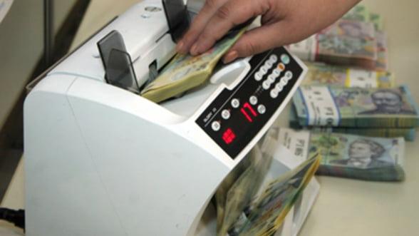 Statul a vandut joi obligatiuni de 917,2 milioane lei