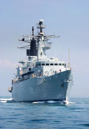 Statul nu mai are bani sa modernizeze fregatele Regina Maria si Regele Ferdinand