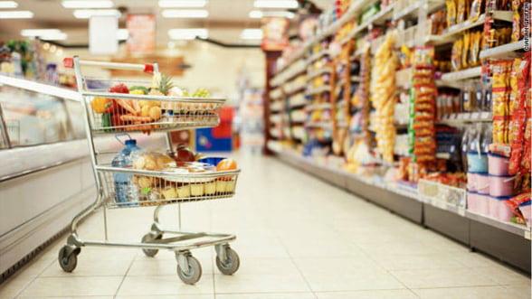Statul nu scade TVA-ul la alimente. Vom manca doar din import