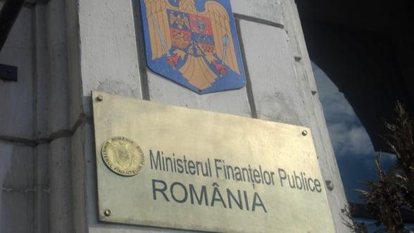 Statul roman a imprumutat 600 milioane lei prin vanzare de certificate