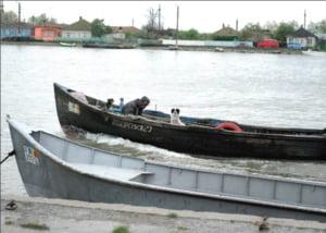 Statul scoate porturile de la Dunare pe bursa