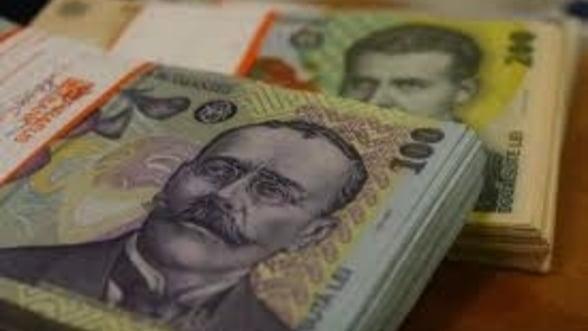 Statul vrea sa imprumute luni 500 de milioane de lei de la banci