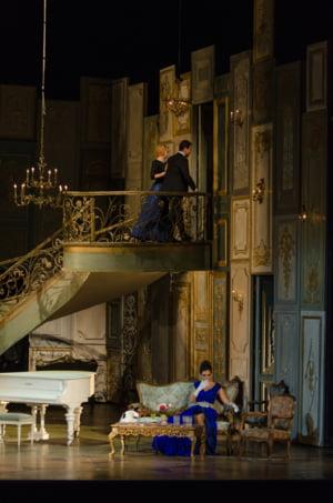 Stefan Pop, invitat special in spectacolul La Traviata de pe scena Operei Nationale Bucuresti