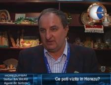 Stefan Rachieru, agent de turism HOREZUPRIM