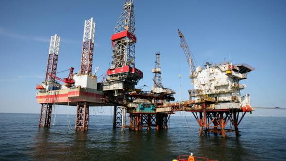 Sterling a cumparat 40% din perimetrul petrolier in Marea Neagra