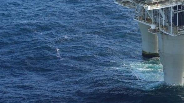 Sterling vinde din perimetrele petroliere detinute in Marea Neagra