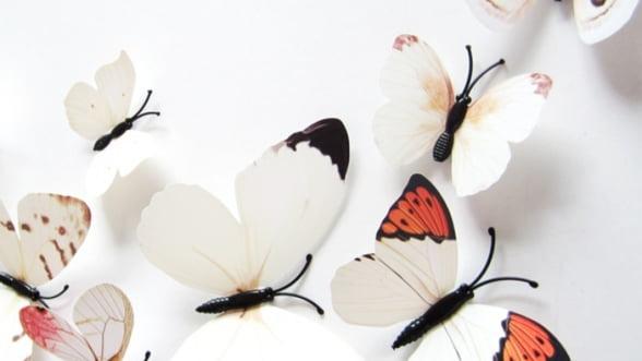 Stickerele 3D - un nou trend in redecorarea locuintelor