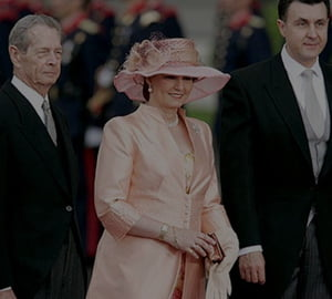 """Stil si """"eticheta"""" la nunta anului. Vezi ce poarta membrii Casei Regale din Romania"""