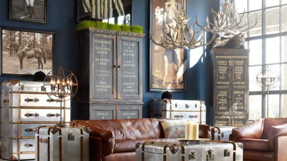 Stilul britanic in design interior: Ti se potriveste casa vintage?