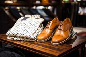Stiluri de pantofi potrivite pentru tinute office masculine