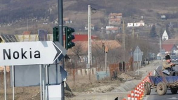 Strainii se mira de lipsa de reactie a Romaniei la inchiderea fabricii Nokia