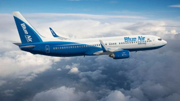 Strainii sunt interesati de achizitia Blue Air