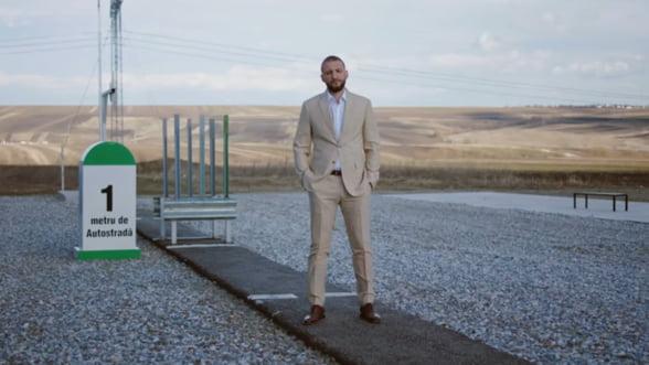 Strangere de fonduri pentru Suceava, unde situatia este critica: Mandachi doneaza primul metru de autostrada din Moldova