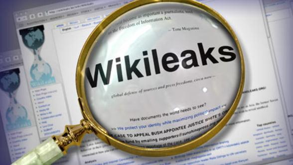 Stratfor denunta publicarea mesajelor sale de catre WikiLeaks