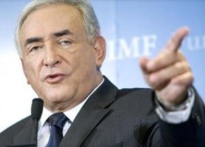 Strauss Kahn a iesit din inchisoare. Vezi unde va sta