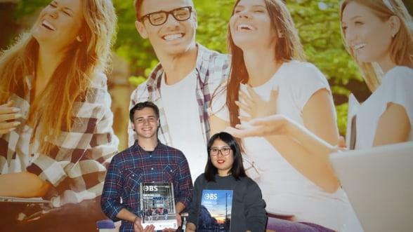 Studenti din 12 culturi diferite lanseaza in Romania revista de business Emerging Cluj