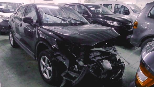 Studiu: Majoritatea masinilor second-hand vandute in Romania au mai mult de 3 daune in istoric