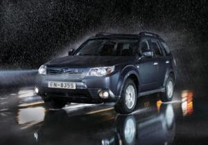Subaru Forester Diesel - acum in Romania