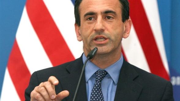 Subsecretarul de stat al SUA, Philip Gordon, poarta discutii cu premierul Ponta