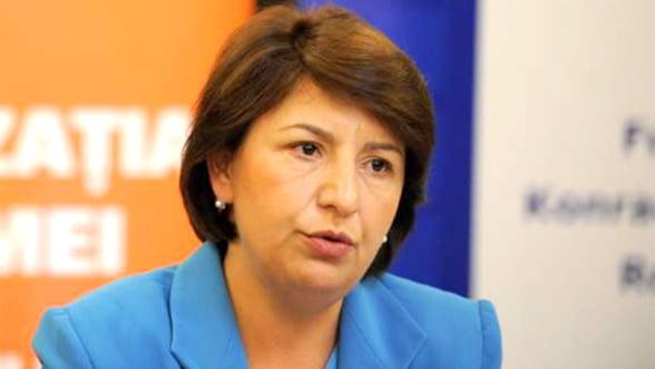Sulfina Barbu: Restrictiile pe piata muncii nu pot fi justificate economic