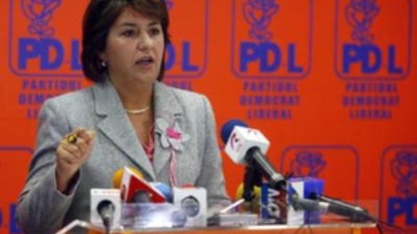 Sulfina Barbu: Romania a inteles ca fiecare stat trebuie sa sustina stabilitatea in UE