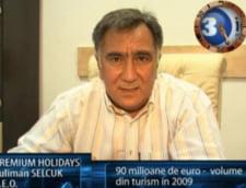 Suliman Selcuk: 90 milioane de euro - volume din turism in 2009
