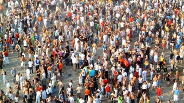 Suntem tot mai putini: Spor natural negativ de 4.255 de persoane in octombrie
