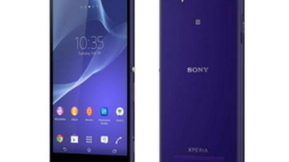 Super-smartphone Sony Xperia T2 Ultra: Design incredibil, usor si subtire (Video)