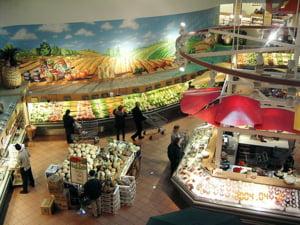 Supermarketurile din Franta, sanctionate din cauza taxei de raft