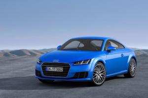 Supermasina Audi TT, inspirata din infatisarea lui Usain Bolt