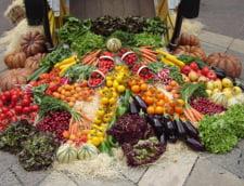 Suprafata destinata agriculturii organice din Romania, sub media UE
