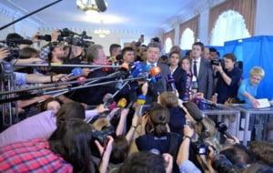 Surpriza in Ucraina: Cine il va consilia pe noul presedinte