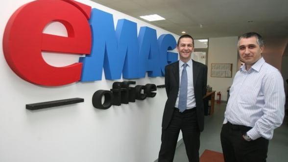 Surpriza la eMAG: Compania intra pe piata de turism online?