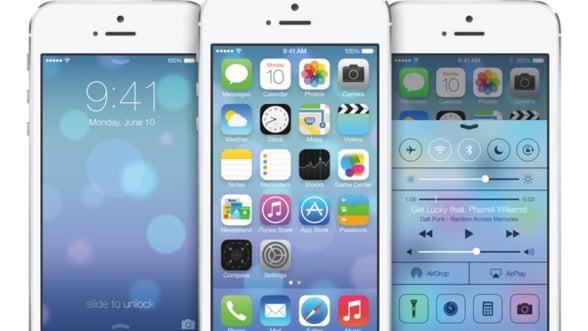 Surprizele oferite de noul iPhone 5S - Cele mai tari aplicatii pentru iOS 7