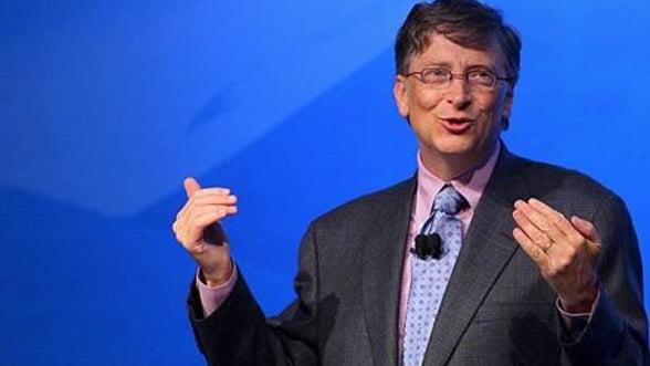 Surse: Trei actionari importanti ai Microsoft cer demisia lui Bill Gates din functia de presedinte