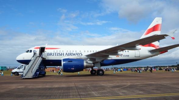 Sute de zboruri ale British Airways au fost anulate in a doua zi de greva