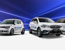 Suzuki isi extinde gama de modele hibrid: Vitara, SX4 S-Cross si Swift Sport trec pe sistemul 48V Self-Charging