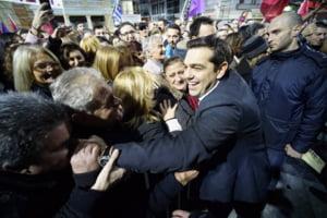 Syriza - grecii au cumparat o iluzie periculoasa