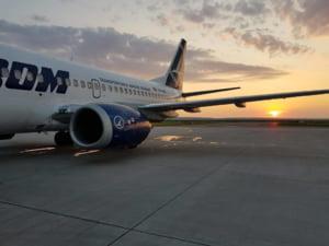 TAROM cumpara avion de lux pentru a-l inchiria oamenilor de afaceri sau Guvernului