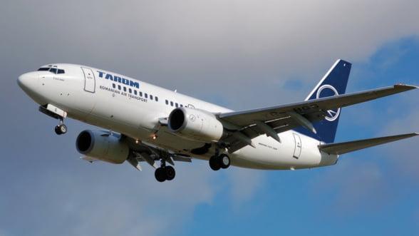 TAROM scoate la vanzare bilete de avion cu 99 euro, dus-intors