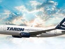 TAROM va opera de miercuri mai multe zboruri comerciale spre si dinspre Grecia
