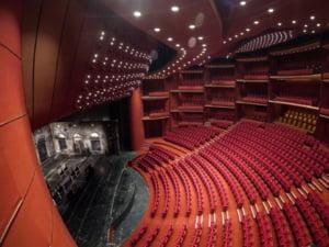 TNB, teatrul cu cele mai multe sali din lume: Nu sunt nici actori, nici tehnicieni pentru atatea