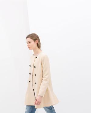 TOP SHOPPING: Alege un palton de primavara in culori vesele