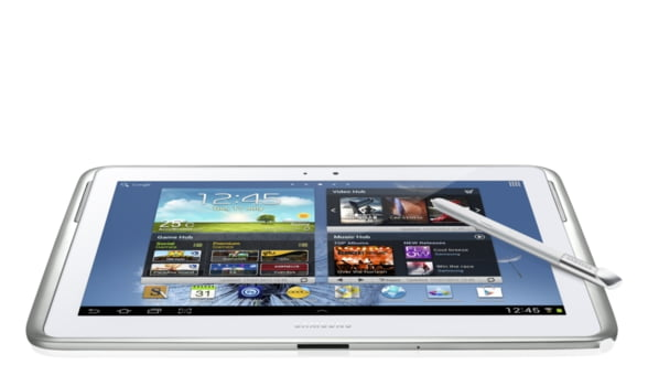 Tableta Galaxy Note 10.1, lansata in Romania
