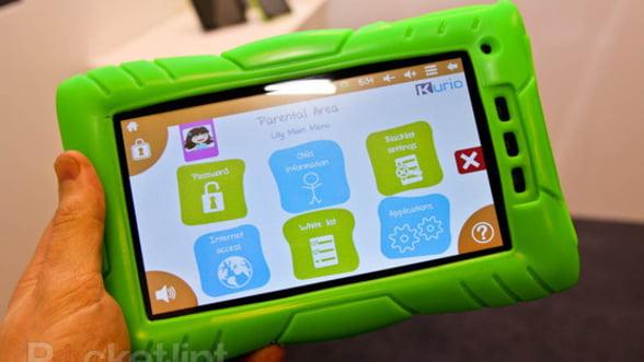 Tablete Android pentru copii