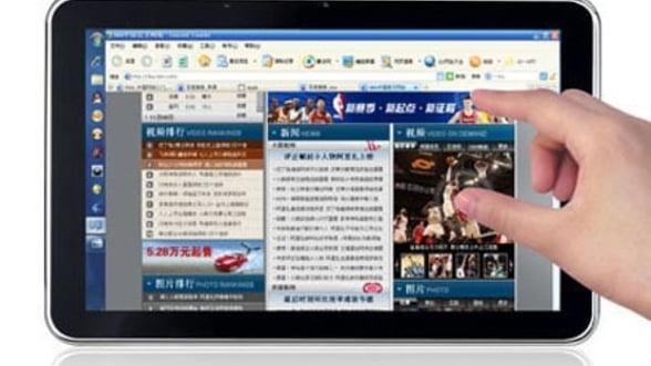 Tablete cu Windows 8, speciale pentru zborul cu avionul