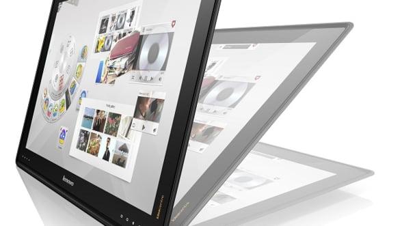Tablete cu ecrane uriase, lansate la CES 2013