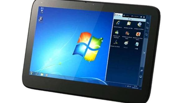Tabletele cu Windows 7, ofertante pentru mediul de afaceri